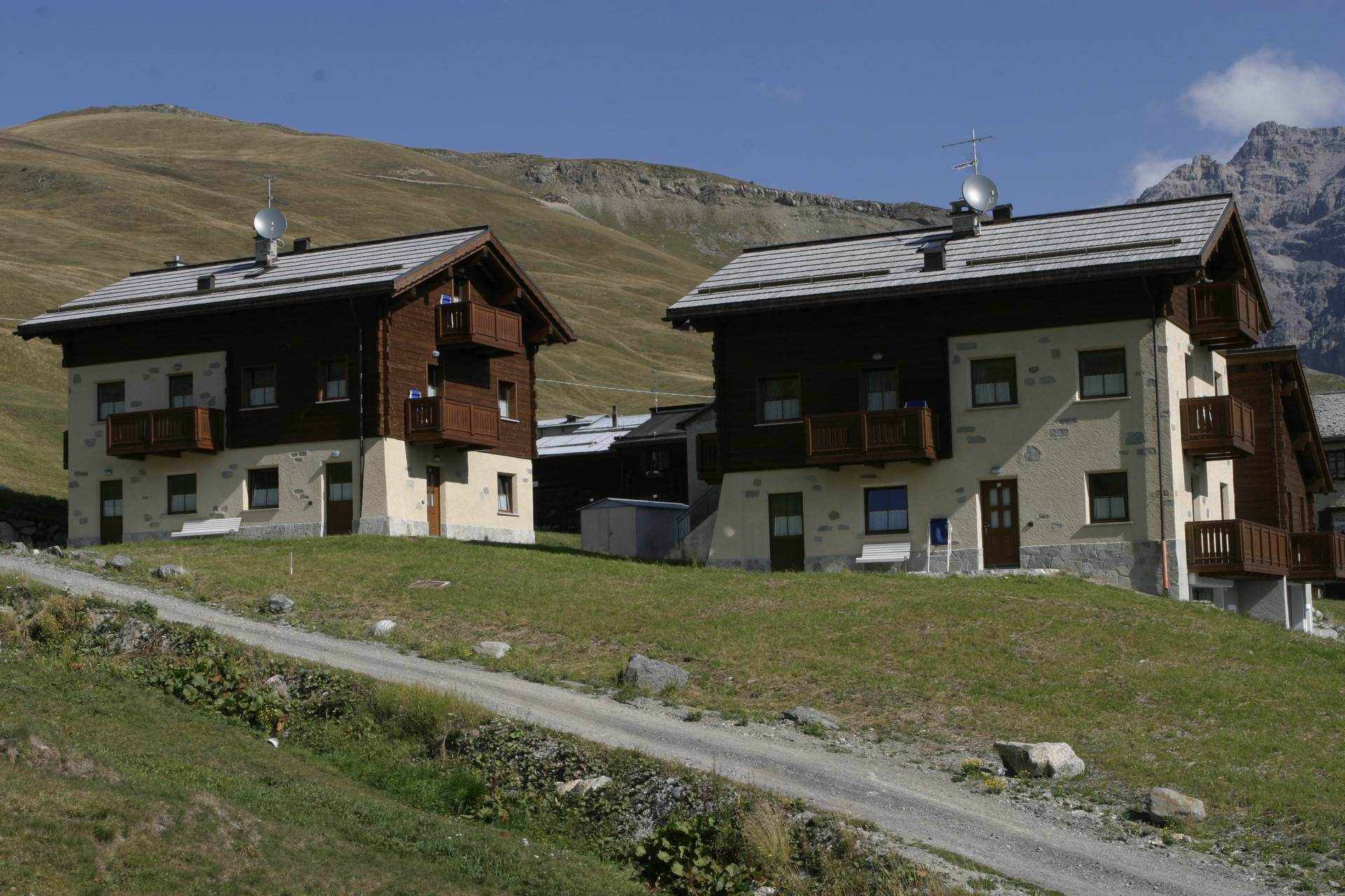 Chalet Li Baita - holiday in Livigno