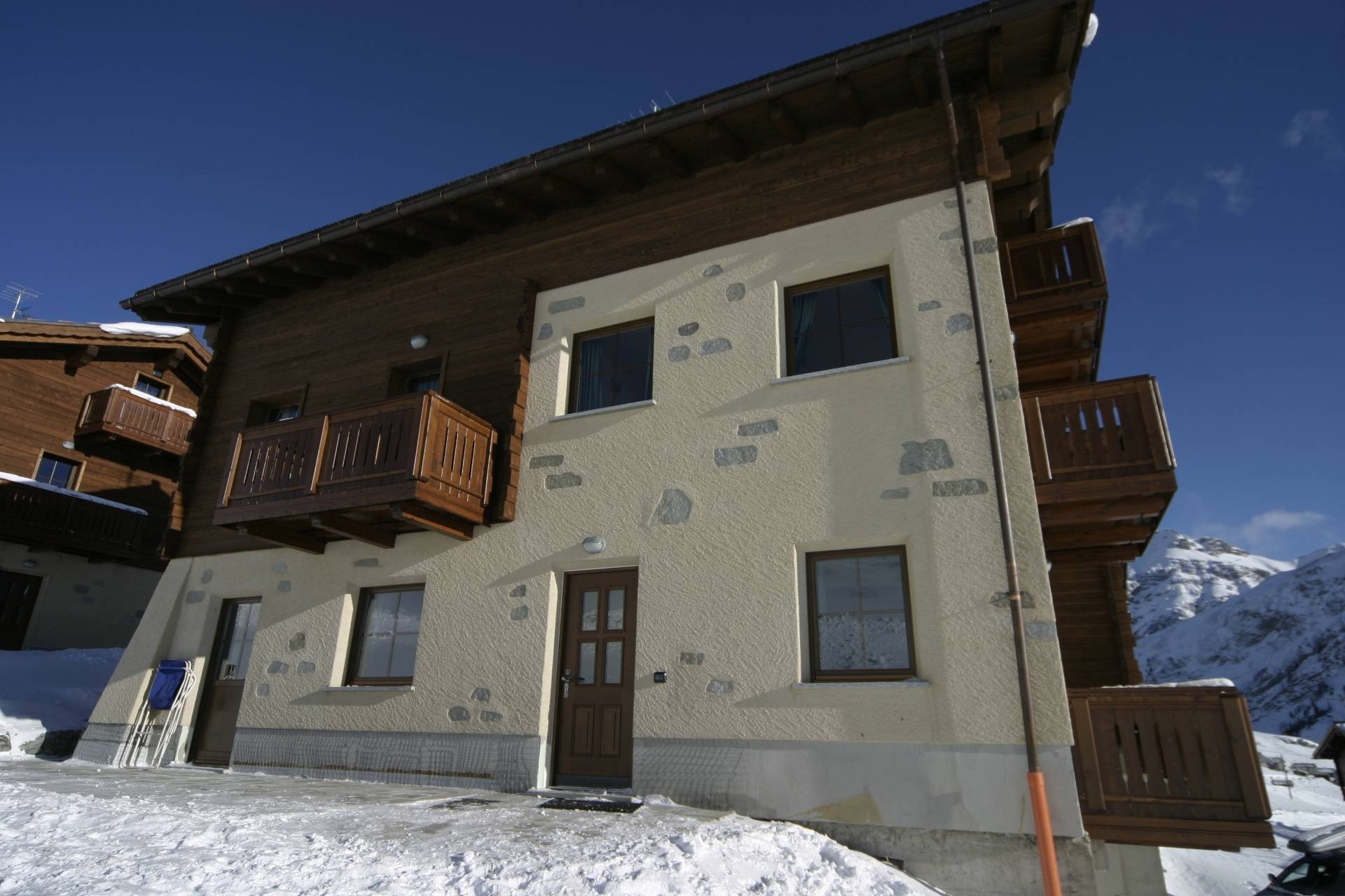 Chalet Genny - vacanze in inverno