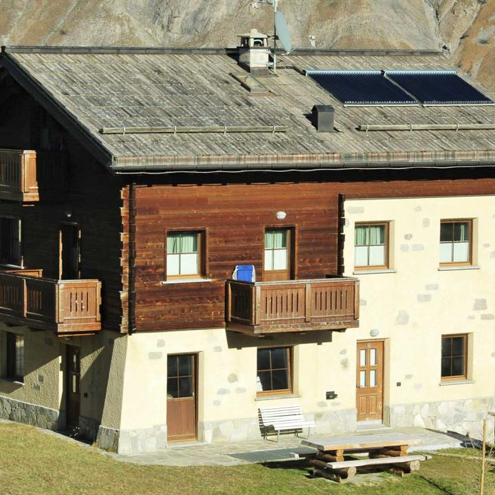 Chalet Genny: vacanze sulle Alpi